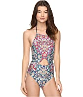 Nanette Lepore - Desert Diamond Seductress One-Piece