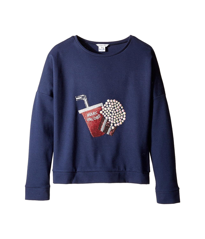 [マークジェイコブス] Little Marc Jacobs レディース Fancy Milano Sweater (Big Kids) トップス [並行輸入品]