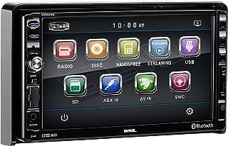 Sound Storm DD889B Double Din Bluetooth, DVD/CD/MP3/USB/SD AM/FM Receiver, 7