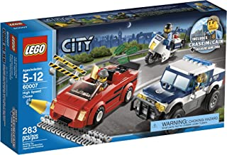 Best lego city high speed chase 60007 Reviews