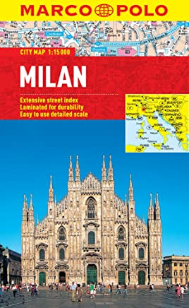 Milan Marco Polo City Map
