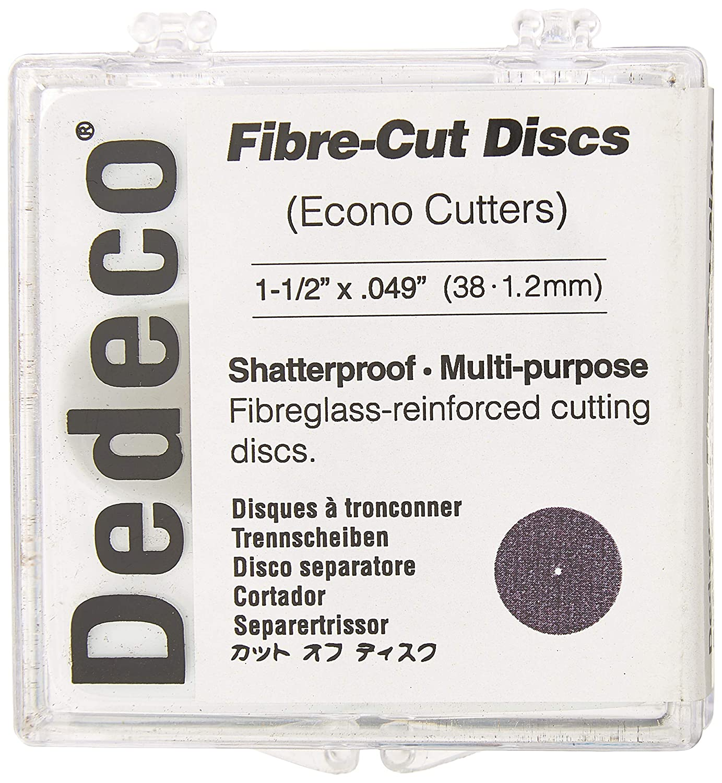 Dedeco 7001 Sale SALE% OFF Fibre-Cut Discs 1-1 Overseas parallel import regular item 2