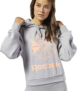 Reebok Classics Sweat à capuche femme Big Logo
