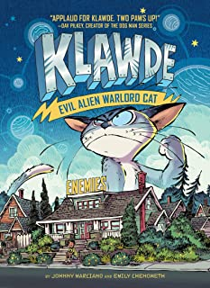 Klawde: Evil Alien Warlord Cat: Enemies #2