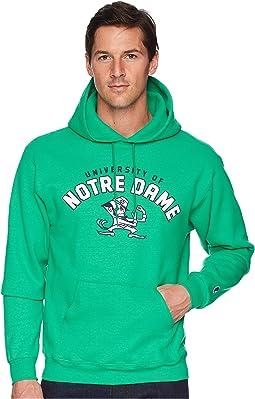 Champion College - Notre Dame Fighting Irish Eco® Powerblend® Hoodie 2