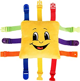 Buckle Toy - Bongo Square