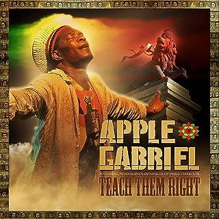 Best apple gabriel teach them right Reviews