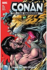 Conan The Barbarian by Jim Zub Vol. 2: Land Of The Lotus (Conan The Barbarian (2019-2021)) Kindle Edition