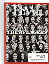 time magazine the avengers