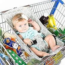 BINXY BABY Shopping Cart Hammock   The Original   Ergonomic Infant Carrier + Positioner