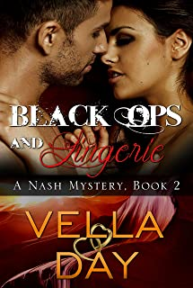 Black Ops and Lingerie (A Nash Mystery Book 2) (English Edition)