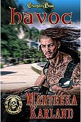 Havoc (Salvation's Bane MC 4): A Bones MC Romance Kindle Edition
