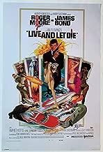 Roger Moore Signed James Bond