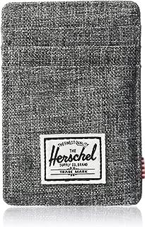 Herschel Raven Unisex Wallet, Raven Crosshatch