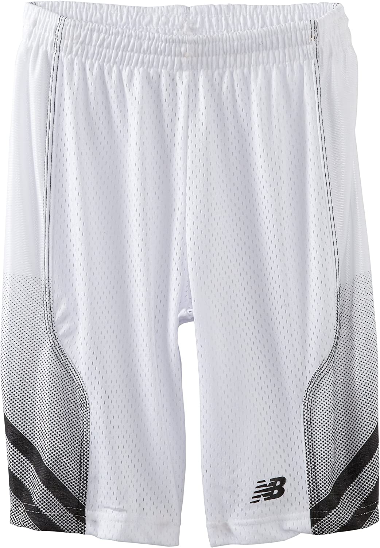New Balance Big Boys' Mesh Athletic Shorts