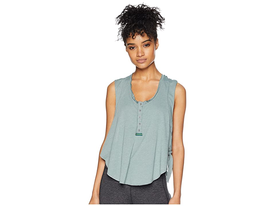 Free People Movement High Tide Tank Top (Green) Women
