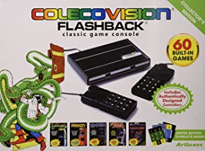 ATARI Colecovision Flashback Classic Game Console 60 Built-In CV450 With 2 Controllers (Electronic Games)