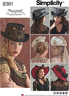 Best top hat sewing pattern Reviews