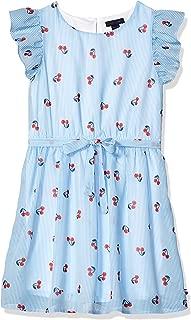 Girls' Short Sleeve Fashion Dress