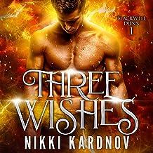 Three Wishes: Blackwell Djinn, Book 1