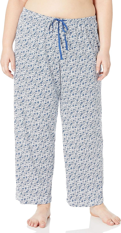 Karen Neuburger Womens Long-Sleeve Floral Girlfriend Pajama Set Pj Pajama Set