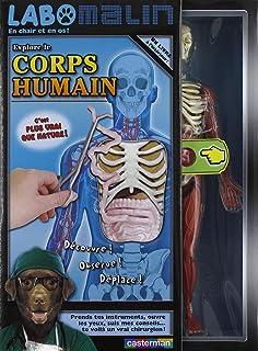 Explore le corps humain - labo malin<br/>en chair et en os !<br/>c'est plus vrai que nature ! <br/>d: Labo Malin<br/>En chair et en os !<br/>C'est ... Nature ! <br/>Découvre ! Observe ! Déplace !