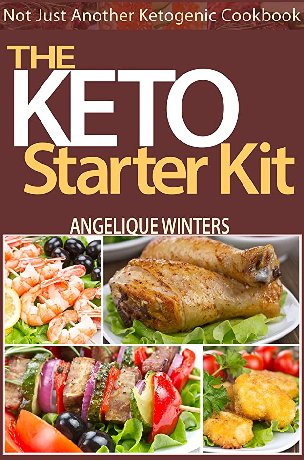 Not Just Another Ketogenic Cookbook: The Starter Kit (English Edition)
