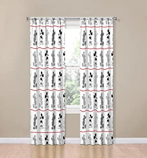 Best red minnie mouse curtains Reviews