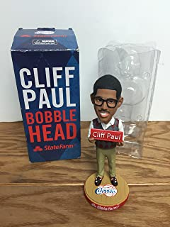 Cliff Paul/Chris Paul Los Angeles Clippers State Farm Bobblehead SGA