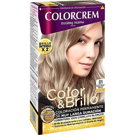 Colorcrem - Tinte permanente mujer - tono 90 Rubio Clarisimo ...