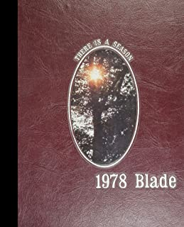 (Reprint) 1978 Yearbook: Bladensburg High School, Bladensburg, Maryland