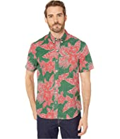 Hibiscus Fronds Tailored Fit