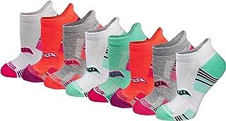 Women's 8-Pair Performance No-Show Sport Socks