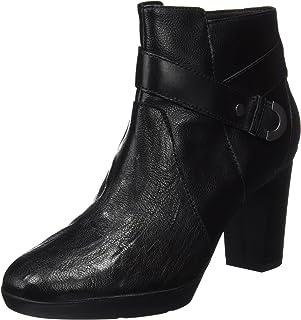 Amazon.es: botas negras tacon Geox