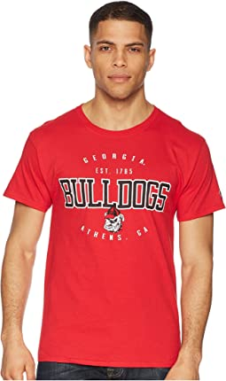 Champion College - Georgia Bulldogs Jersey Tee 2