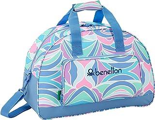 Safta Benetton Iris Kid's Sports Bag 48 Centimeters 多种颜色