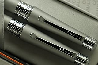 Cross Executive Limited Series Beverly Matte Satin Pearlescent Capped Gel Ink Rollerball Pen and Ballpoint Pens Set. 2 pens