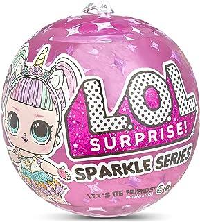 L.O.L. Surprise! 26559665E7C Surprise Doll Sparkle Series - Figuras coleccionables con Purpurina y 7 sorpresas 1 de Cada ...