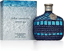 John Varvatos Artisan Blu Men's Cologne Spray, 4.2 fl. Oz. EDT