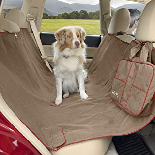 PetSafe Kurgo hund bilstolskydd, vandringshängmatta, vattenbeständig, ljung muttermeg, 1,31519274376416 kg
