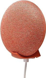 HumanCentric Google Home Mini Mount Color-Matched Minimalist Mount for The Google Home Mini Google Home Mini Coral