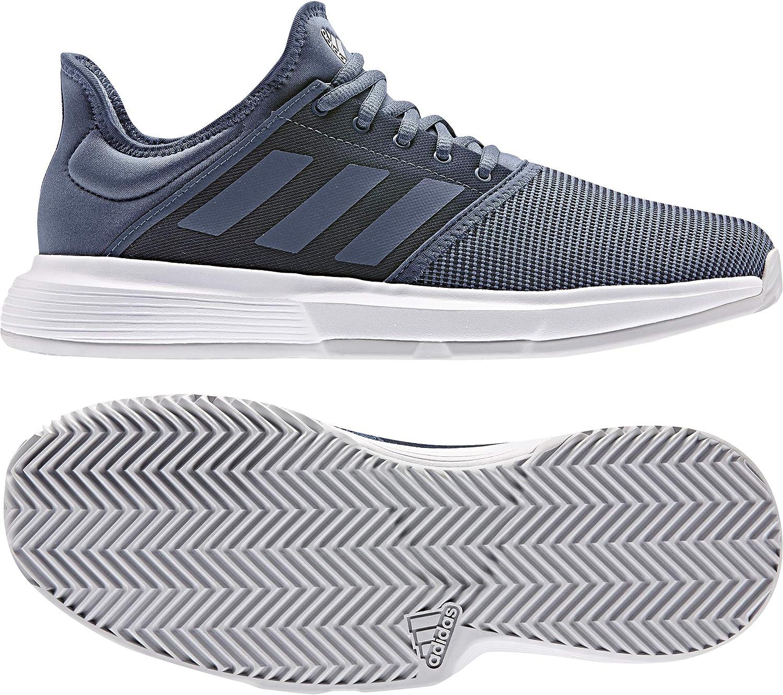 Adidas Herren Sportschuhe GameCourt M EE3817 wei 122061