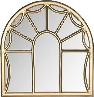 Safavieh Home Collection Palladian Mirror, Gold