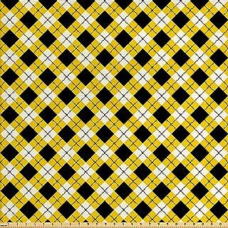 Best argyle pattern fabric Reviews