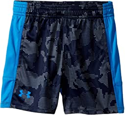 Under Armour Kids - Utility Camo Stunt Shorts (Toddler)