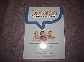DUNSTAN BABY LANGUAGE Learn The Universal Language Of Newborn Babies (2 DVD plus Booklet Set)