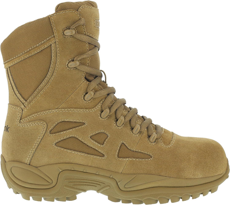 Reebok Duty Women's Rapid Response Tactical Comp Toe 8