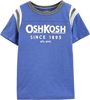 OshKosh B'Gosh Boys Logo Tees Short Sleeve T-Shirt