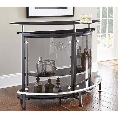 Living Room Bar Cabinet: Amazon.com