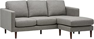 rivet revolve modern reversible chaise sectional